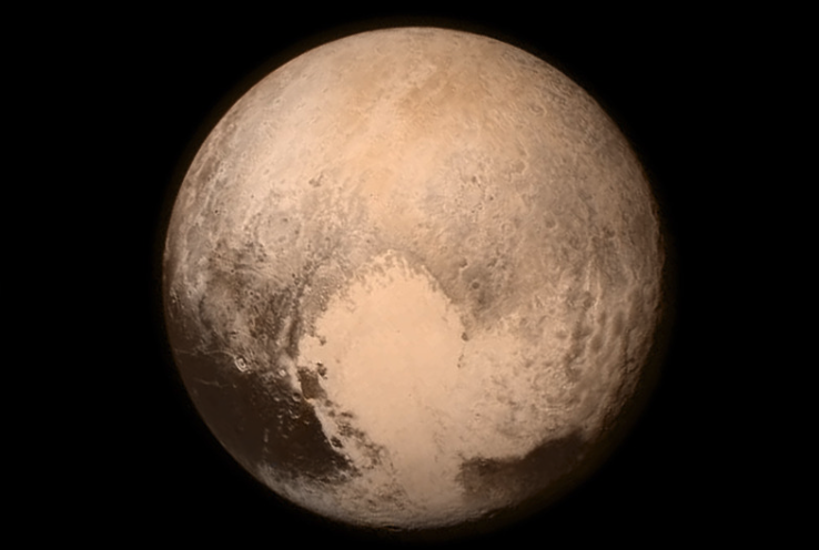 Young Pluto