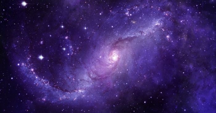 big bang outer space